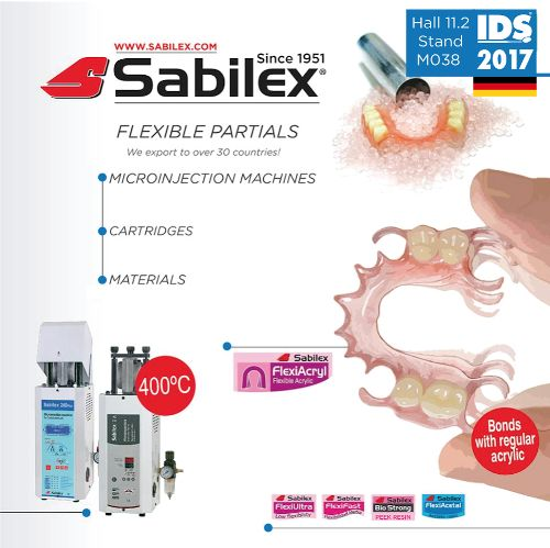 Targi w Kolonii IDS 2017 - Sabilex