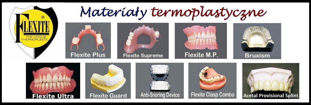 Materiały termoplastyczne flexite