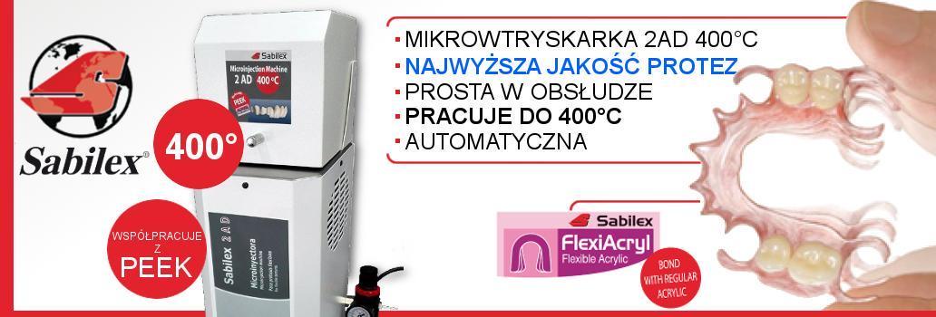 Wtryskarka 2AD 400°C